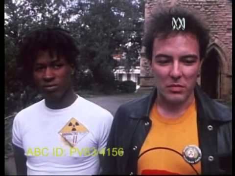 Dead Kennedys Interview, Melbourne 1983
