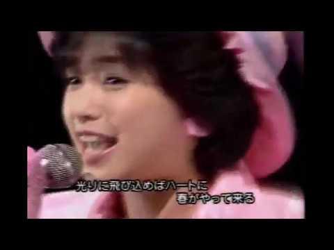 歌え!アイドルどーむ19880403 酒井法子 渡辺美奈代 高井麻巳子 我妻佳代