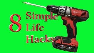 8 simple life hacks everyone should know