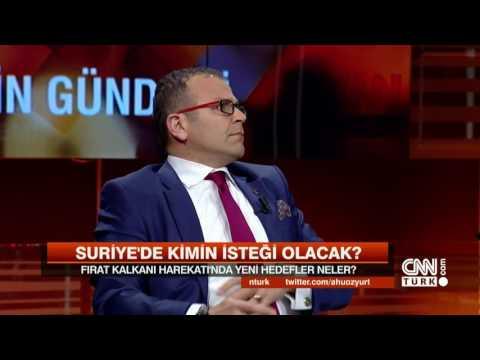 Türkiye'nin Gündemi   22 Şubat 2017 Çarşamba