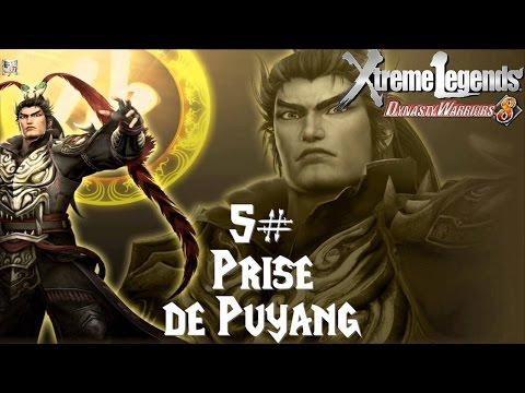 DW8XL - Mode Histoire - Lu Bu : Prise de Puyang