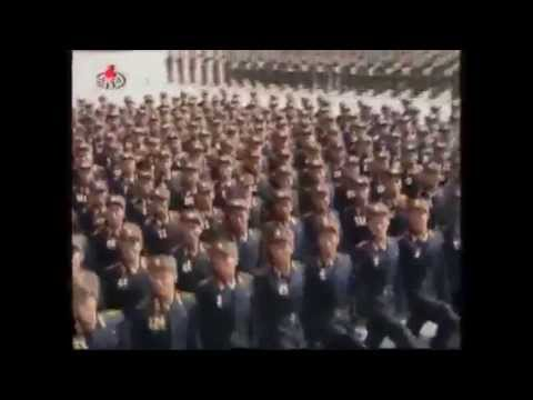 Tribute to the Korean People's Army.