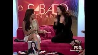 Daniela Alvarado en Sabado por La Noche PT. 1/3