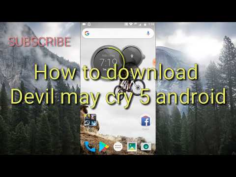Devil May Cry 5 Android Game Free Download - Devil May Cry Android Game