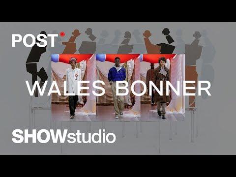 Industry insiders on Wales Bonner - Post: Wales Bonner Womenswear A/W 19