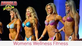 Wellness Fitness up to 168 cm | Final | Arnold Classic Brasil 2015