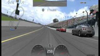 Gran Turismo 5 Prologue - Event A-8
