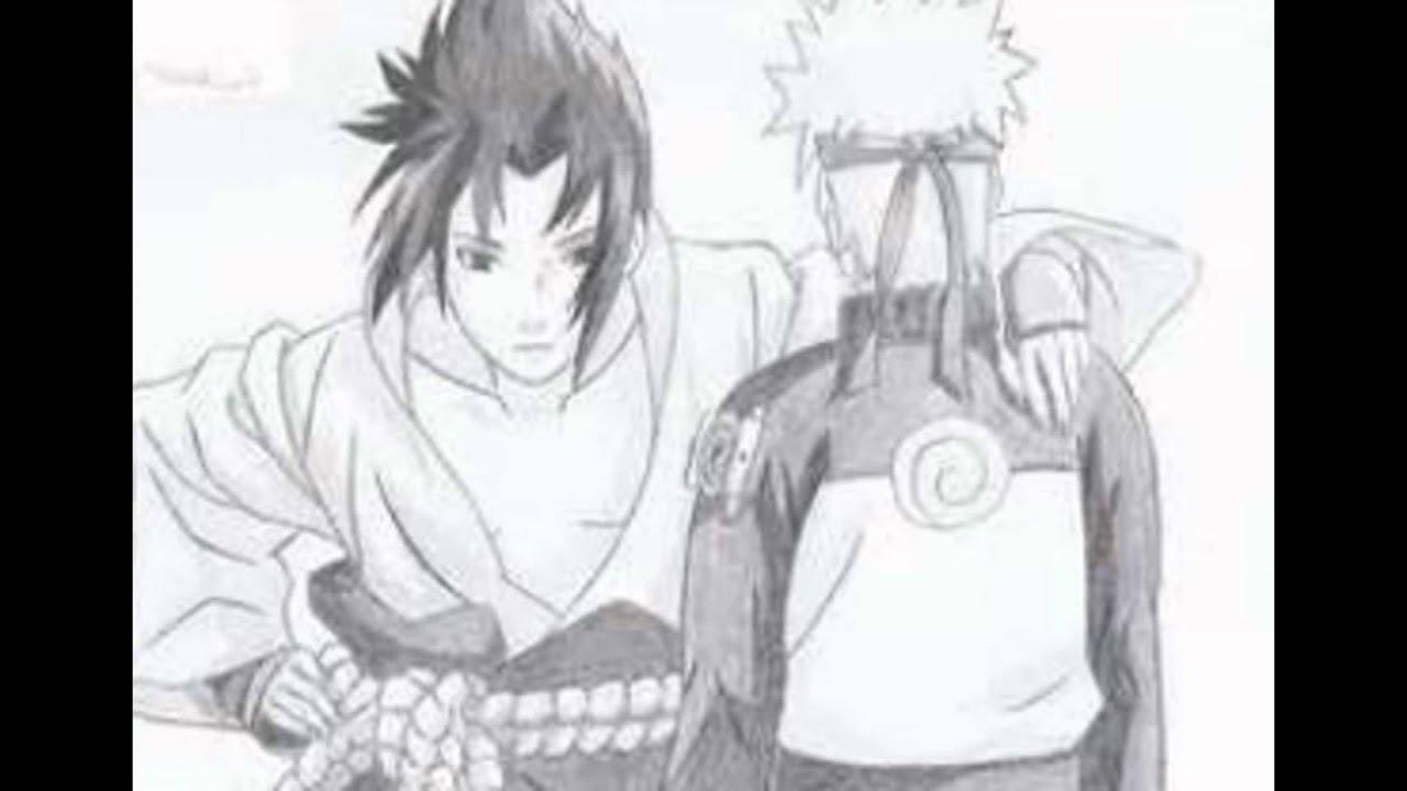 Best naruto drawings