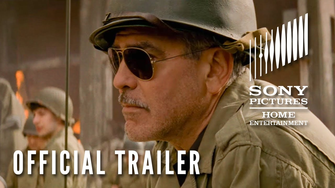 Download Official Trailer: The Monuments Men (2014)