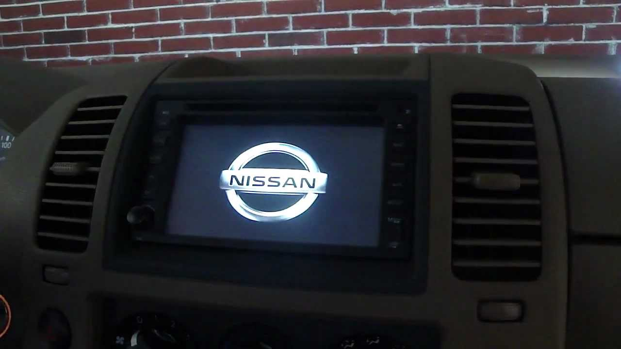 Nissan Navara Headunit Youtube