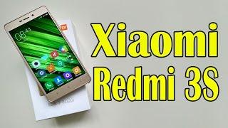 распаковка Xiaomi Redmi 3s - НОВЫЙ ГЕРОЙ!