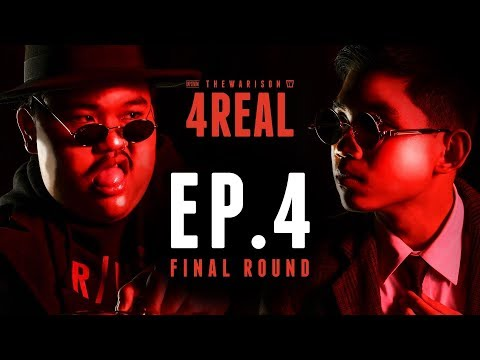 4REAL : EP.4 STAGE-N vs DONDY (FINAL) | RAP IS NOW