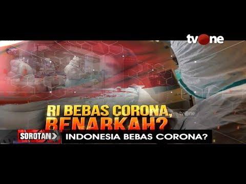 RI Bebas Corona,
