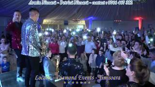 Armin Nicoara si Petrica Nicoara - Show instrumental - Revelion 2018