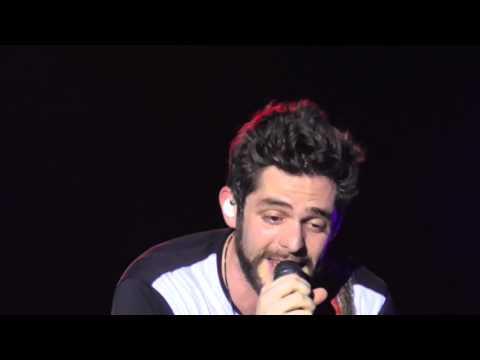 """Thomas Rhett - """"T-Shirt"""" Live 2015 WI"""
