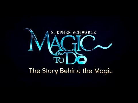 """The Making of """"Magic to Do"""""""