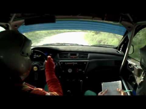 PASCALE - FRANCESCUCCI RALLY S. CRISPINO 2010 - Trofeo Rally Terra