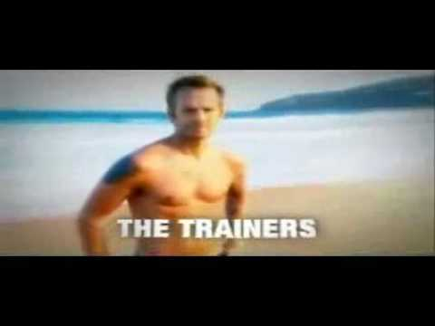 Ian Stevenson, Australian TV director, directs 'The Biggest Loser Australia' - Season 1 Titles