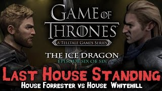 """Game Of Thrones Episode 6 """"The Ice Dragon"""" SEASON FINALE"""