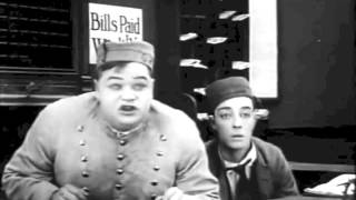 The Buster Keaton Life Story Movie Trailer