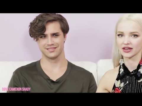 dove cameron annoying her ex boyfriend for 1 minute straight
