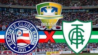 Bahia x América-MG - 18/05/2016 | Copa do Brasil 2016 - 2° Jogo da 2° Fase [PES 2016]