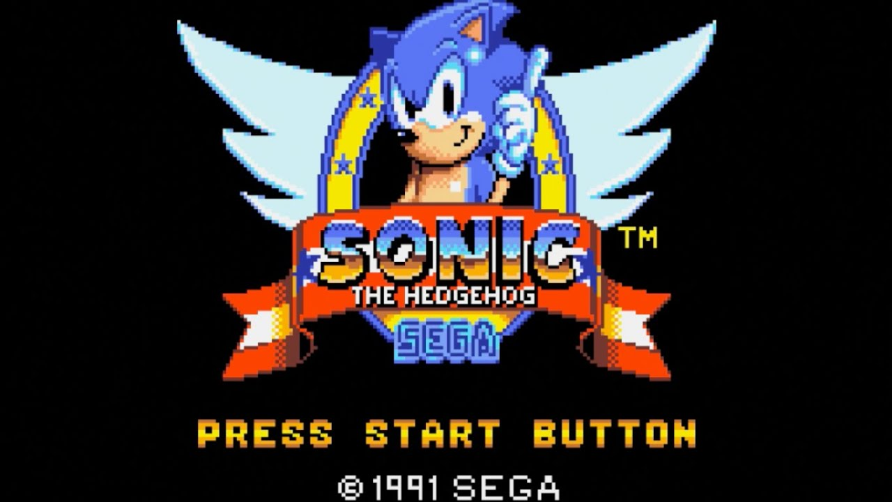 how to draw 8 bit sonic
