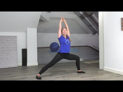 Improve Flexibility, Burn Calories with by #WholyFit Stretching Workout (Part 2)