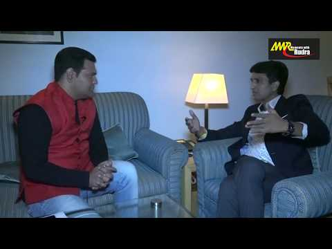 Dr. Kumar Vishwas In Moments With Rudra