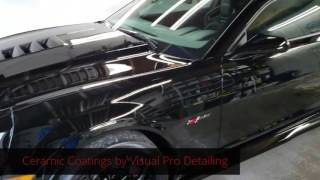 Is your vehicle protected? Pearl Nano by Visual Pro Detailing