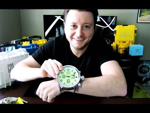 Invicta Watch Review Russian Diver 12434 – Pro Diver 14356 – Bolt 12759 – Scuba 0915