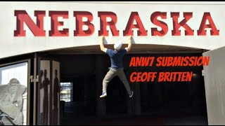 Geoff Britten American Ninja Warrior Season 7 submission