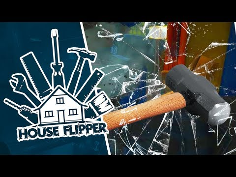House Flipper Smash A House With A Hammer Simulator