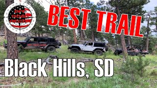 ORR Episode 7: Wheeling in Black Hills South Dakota Day 1