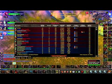 8 years of World of Warcraft Screen Shots...
