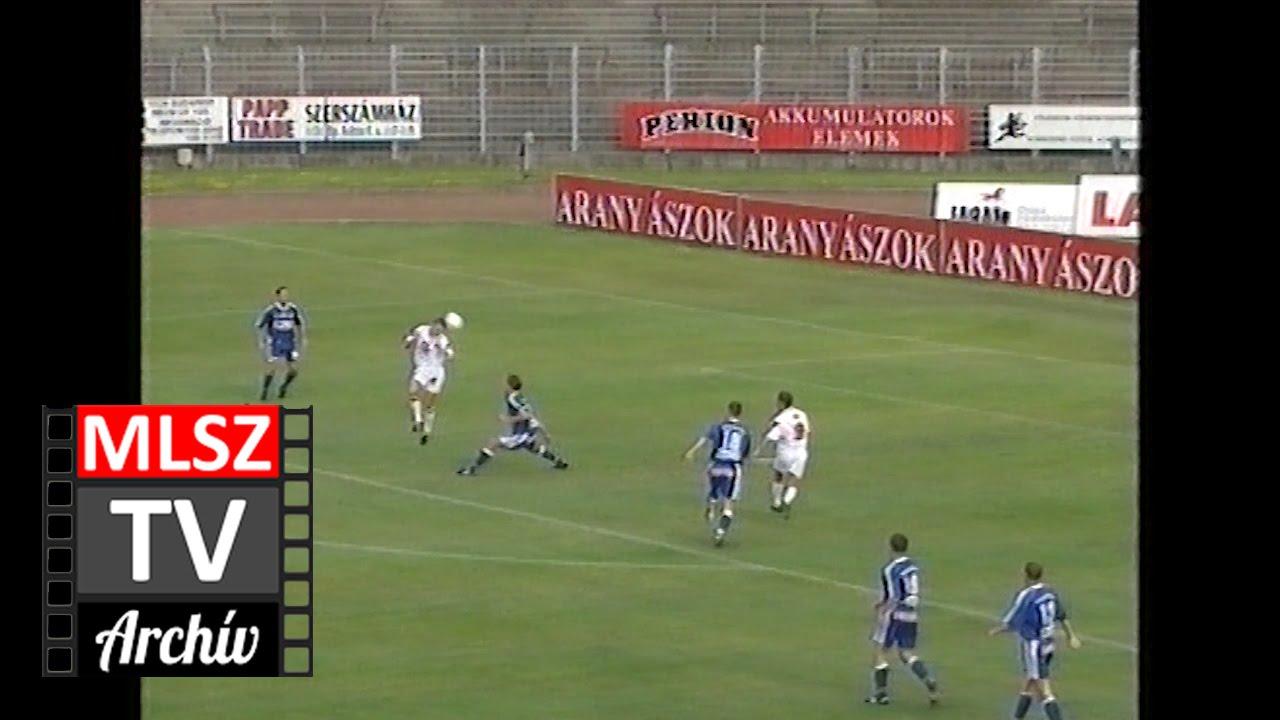 Vasas-Zalaegerszeg | 6-3 | 2001. 06. 23 | MLSZ TV Archív