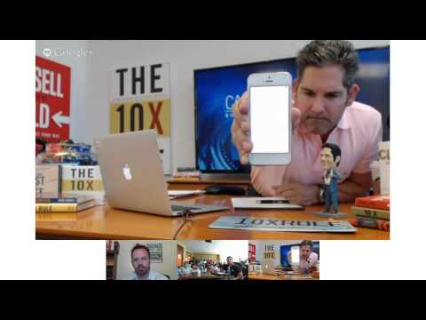 Grant Cardone Talking Reality Verses Potential With Market Traders