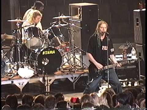 The Offspring - (Fairgrounds Coliseum) Salt Lake City,Utah 12 17 94
