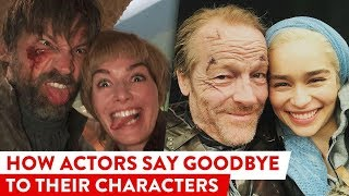 Game Of Thrones Cast's Emotional Tributes Revealed | ⭐OSSA Reactions