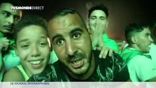 #CAN2019 - Victoire de l'Algérie face au Sénégal : fête à Alger pour les supporters des Fénnecs !