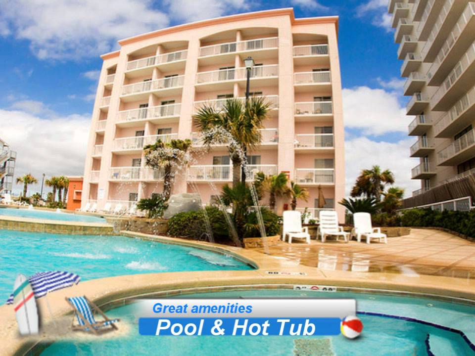 Holiday Inn Express Orange Beach Al Video