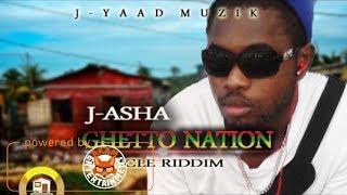 J Asha - Ghetto Nation [Official Lyric Video]