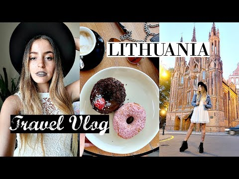 Lithuania Travel Vlog! The Best Vegan Food, Museums and Memorials