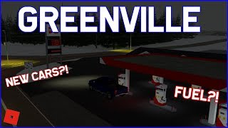 RAN OUT OF GAS?!? || ROBLOX - Greenville