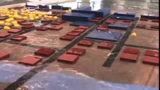 Seaside hit by tsunami as shown by OSU wave lab