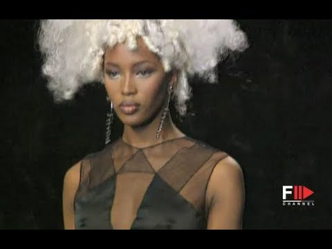 KARL LAGERFELD Fall 1994/1995 Paris - Fashion Channel