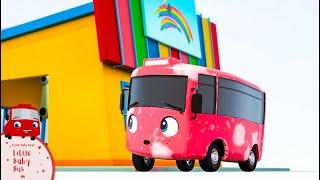 子供向けアニメ   こどものうた   バスターいろがかわる   バスのバスター   赤いバス   バスのうた   人気童謡