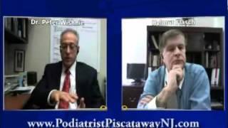 Piscataway Podiatrist, Peter Wishnie, Bunion Pain & Treatment, Dunellen Foot Care, Middlesex Edison