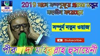 জুব সমাজের জন্য নবি আমার কত কষ্ট করেছে পীরজাদা মহিবুল্লাহ হুসায়েনী New Jolsha 2019
