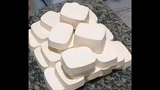 Sabão de Bicarbonato – Receita Grande e Super Fácil de Fazer